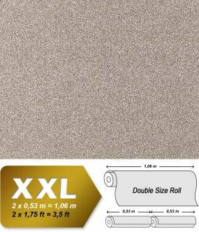 Non-woven wallpaper XXL EDEM 998-35 granite mosaic plaster natural stone chips effect red-brown | 10,65 sqm (114 sq ft)